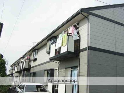 福島県福島市、南福島駅徒歩10分の築21年 2階建の賃貸アパート