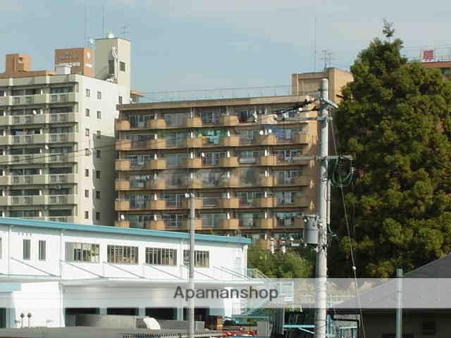 福島県福島市、福島駅徒歩10分の築40年 10階建の賃貸マンション