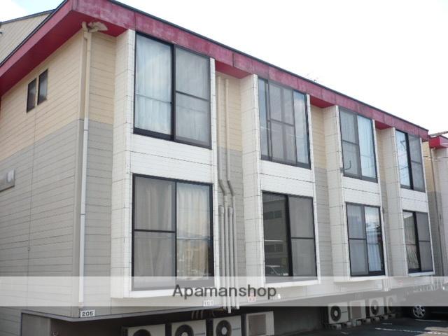 福島県福島市、福島駅徒歩10分の築26年 2階建の賃貸アパート