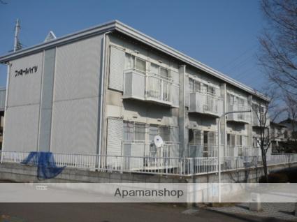 福島県福島市の築28年 2階建の賃貸アパート