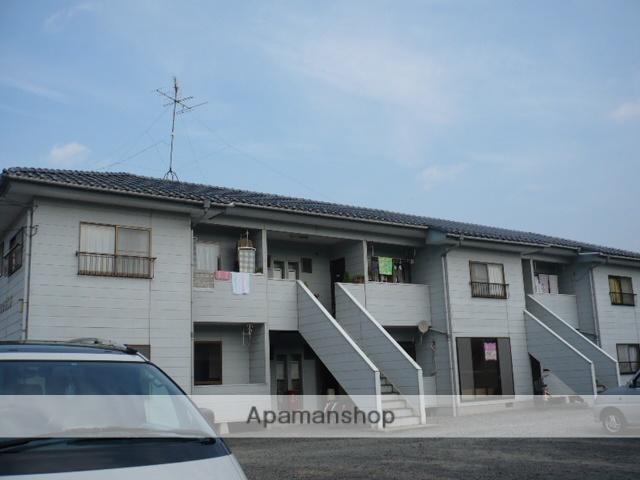 福島県福島市の築23年 2階建の賃貸アパート