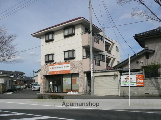 福島県福島市、福島駅徒歩18分の築24年 3階建の賃貸マンション