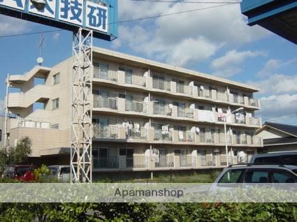 福島県福島市の築20年 4階建の賃貸マンション