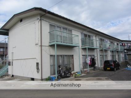 福島県福島市、泉駅徒歩15分の築43年 2階建の賃貸アパート