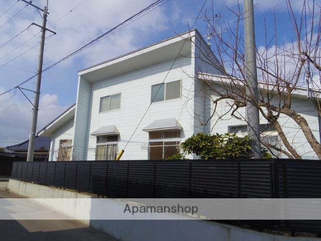 福島県福島市、南福島駅徒歩10分の築31年 1階建の賃貸アパート