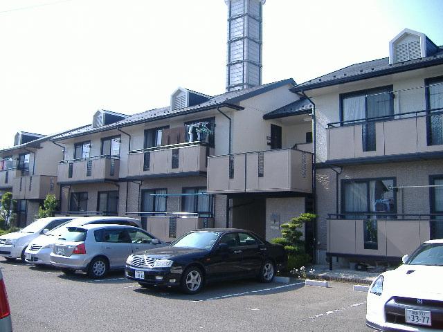 福島県福島市の築20年 2階建の賃貸アパート
