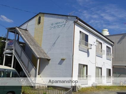 福島県福島市、南福島駅徒歩7分の築30年 2階建の賃貸アパート