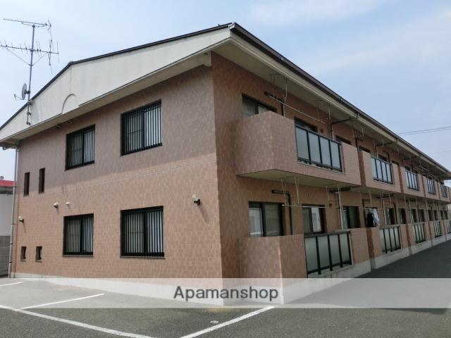 福島県福島市、南福島駅徒歩14分の築16年 2階建の賃貸アパート