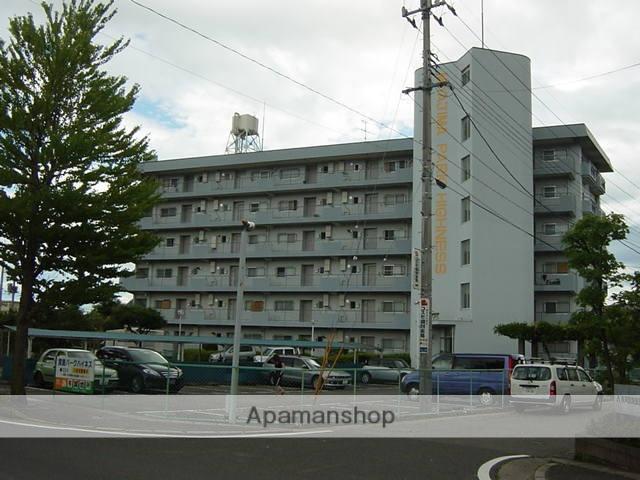 福島県福島市の築38年 6階建の賃貸マンション