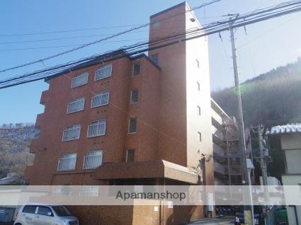 福島県福島市の築36年 6階建の賃貸マンション