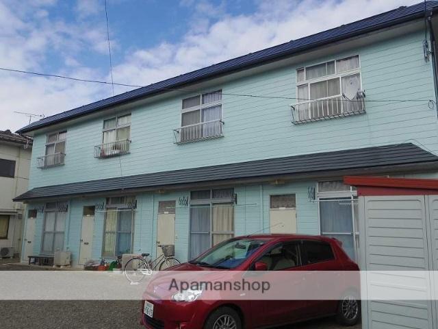 福島県福島市、福島駅徒歩15分の築31年 2階建の賃貸アパート