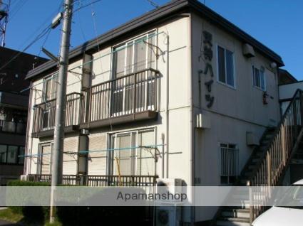 福島県福島市、福島駅徒歩19分の築29年 2階建の賃貸アパート