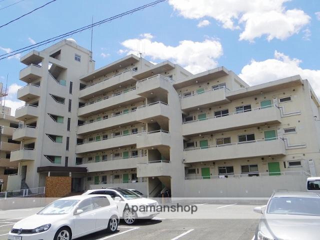 福島県福島市、福島駅徒歩12分の築35年 6階建の賃貸マンション