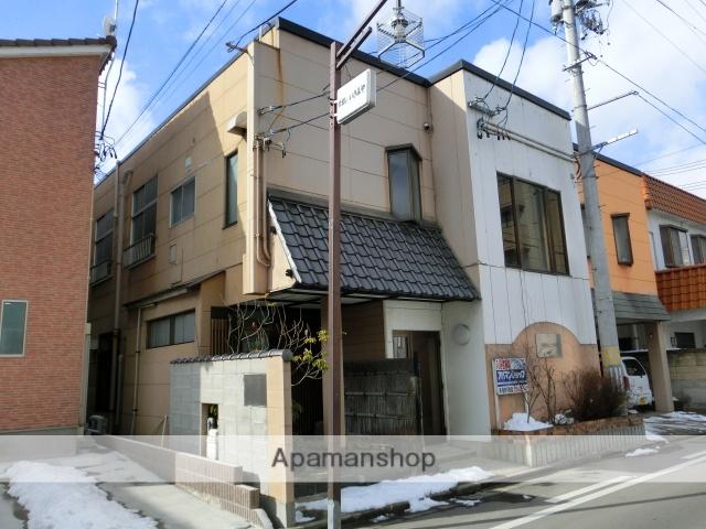福島県福島市、福島駅徒歩12分の築13年 2階建の賃貸アパート