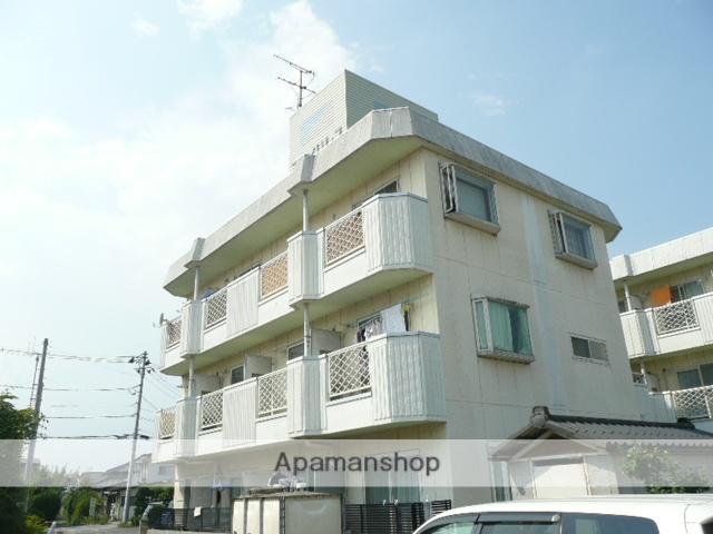 福島県福島市、南福島駅徒歩9分の築27年 3階建の賃貸アパート