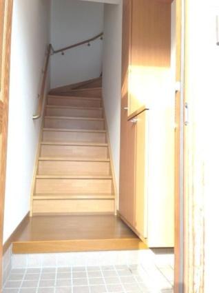 ピュアローズ[2LDK/51.67m2]の玄関