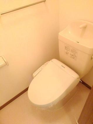 ピュアローズ[2LDK/51.67m2]のトイレ
