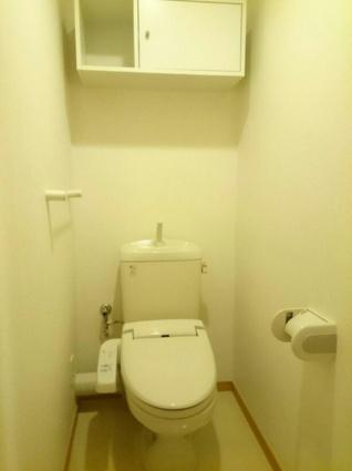 パールヒルズ大森[3LDK/73.53m2]のトイレ