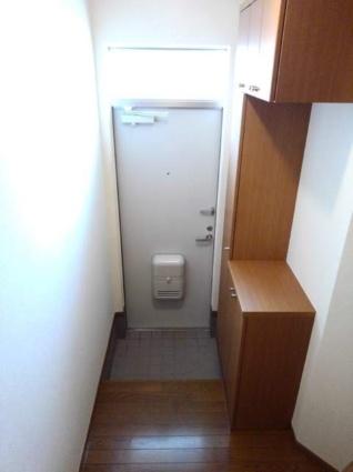 パークハイグランドⅡ[3LDK/65.57m2]の玄関
