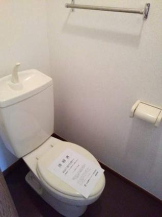 パークハイグランドⅡ[3LDK/65.57m2]のトイレ