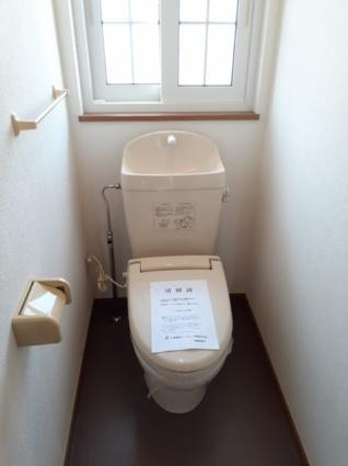 アルバエスペランサⅠ[2LDK/58.53m2]のトイレ
