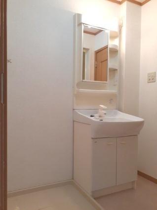 シャン・ド・ポワール[2LDK/51.67m2]の洗面所