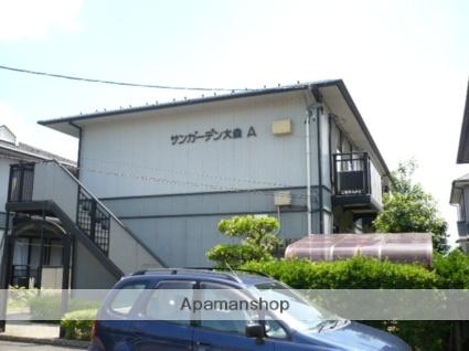 福島県福島市の築21年 2階建の賃貸アパート