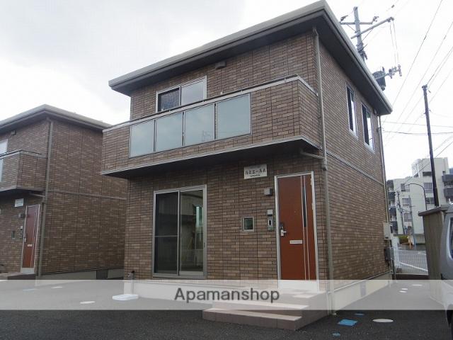 福島県福島市の築2年 2階建の賃貸一戸建て