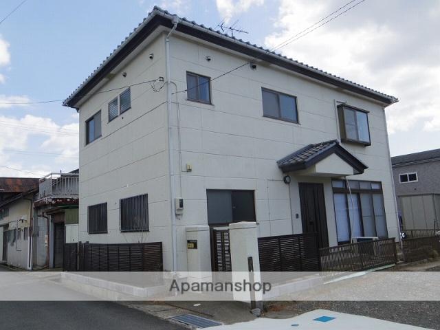 福島県福島市、福島駅徒歩13分の築23年 2階建の賃貸一戸建て