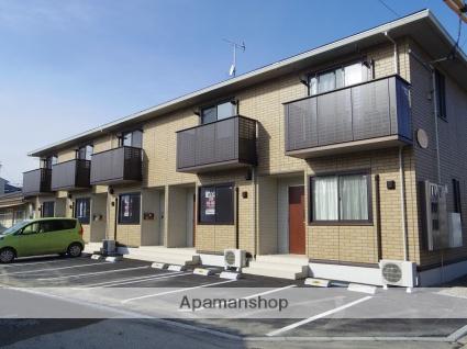 福島県福島市、桜水駅徒歩7分の新築 2階建の賃貸アパート