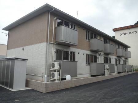 福島県福島市の築2年 2階建の賃貸アパート