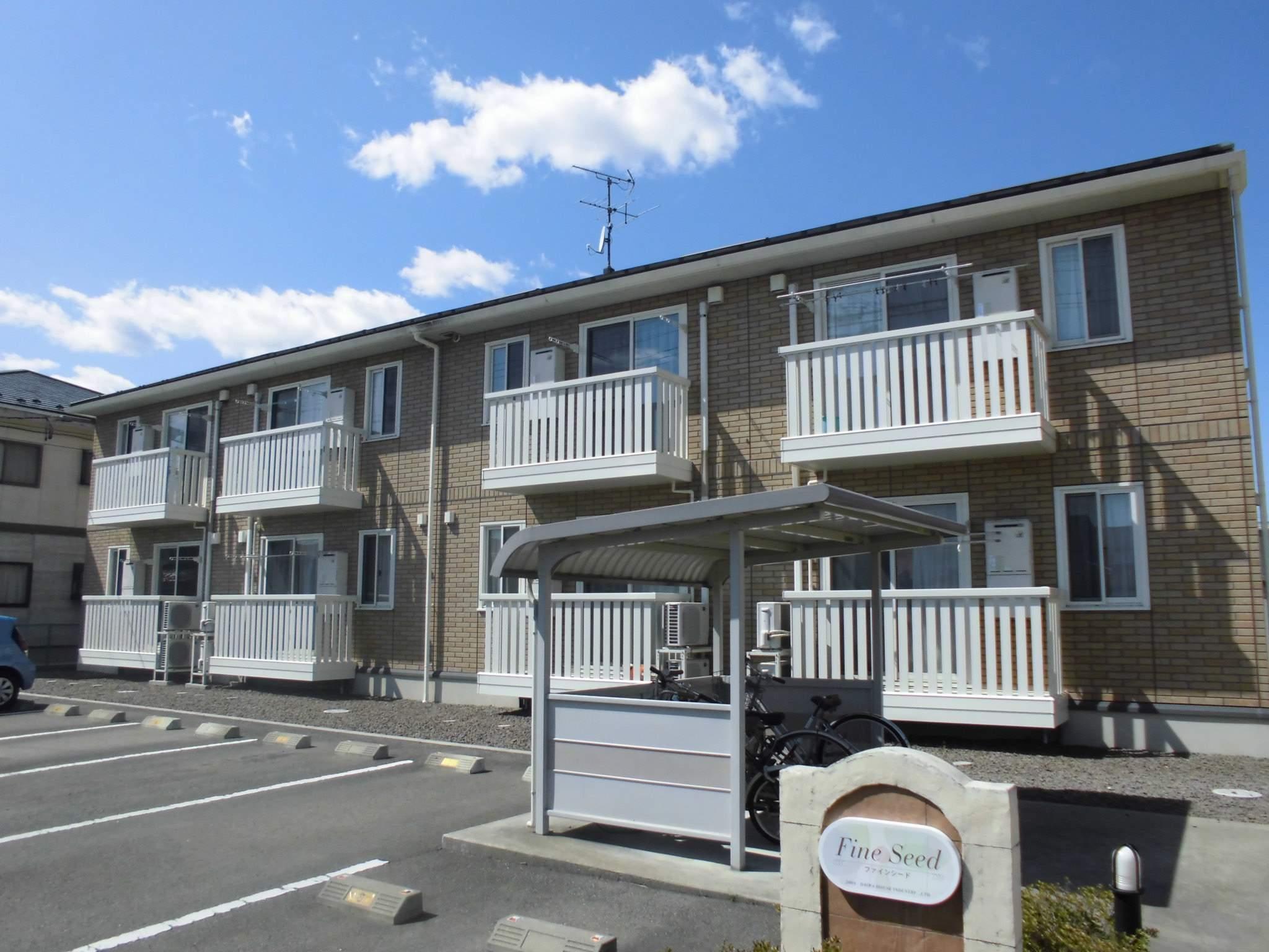 福島県福島市、瀬上駅徒歩6分の築9年 2階建の賃貸アパート