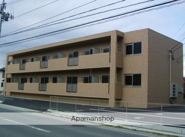 福島県相馬市、相馬駅バス3分中村一中前下車後徒歩2分の築7年 2階建の賃貸マンション