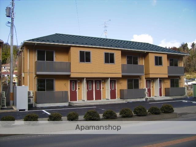 福島県伊達郡川俣町の築9年 2階建の賃貸アパート