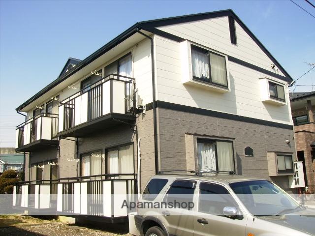 福島県福島市、東福島駅徒歩3分の築19年 2階建の賃貸アパート