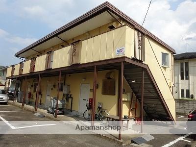 福島県福島市の築29年 2階建の賃貸アパート