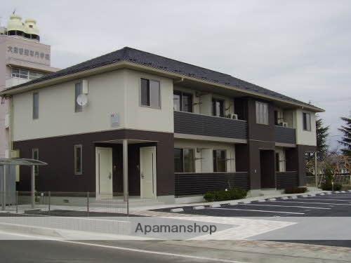 福島県福島市、東福島駅徒歩3分の築5年 2階建の賃貸アパート