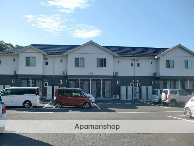 福島県伊達郡川俣町の築5年 2階建の賃貸アパート