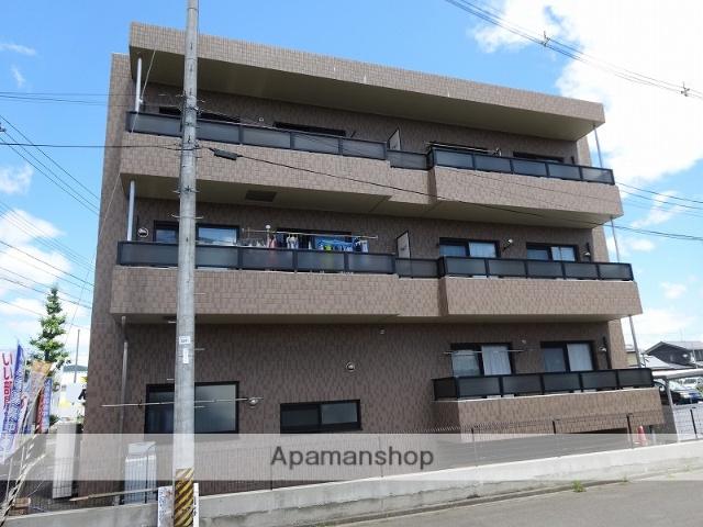 福島県福島市、東福島駅徒歩15分の築13年 3階建の賃貸マンション