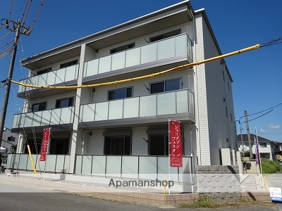 福島県福島市の新築 3階建の賃貸マンション