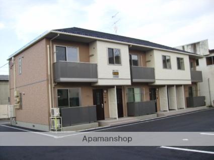 福島県福島市の築6年 2階建の賃貸アパート