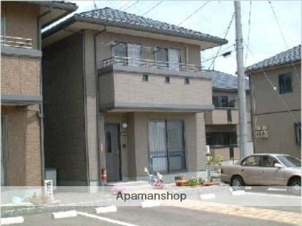 福島県福島市、桜水駅徒歩14分の築17年 2階建の賃貸一戸建て