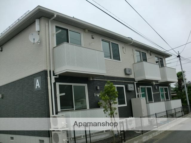 福島県福島市の築5年 2階建の賃貸アパート