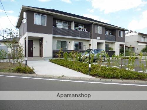 福島県伊達市の築4年 2階建の賃貸アパート