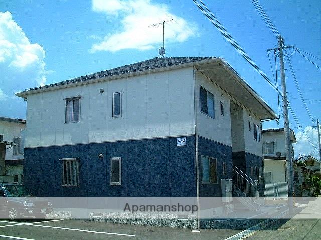 福島県福島市の築12年 2階建の賃貸アパート