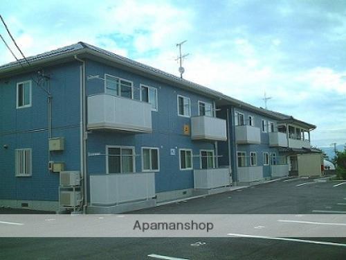 福島県伊達市の築11年 2階建の賃貸アパート