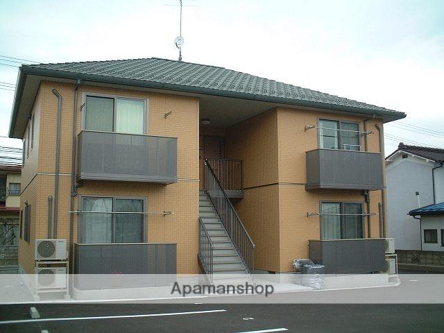 福島県福島市、福島駅徒歩20分の築12年 2階建の賃貸アパート