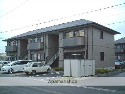 福島県福島市、笹谷駅徒歩9分の築16年 2階建の賃貸アパート
