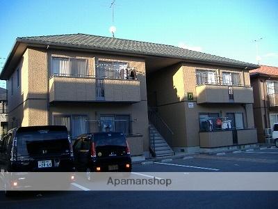 福島県福島市、桜水駅徒歩14分の築14年 2階建の賃貸アパート