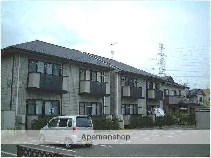 福島県福島市、笹谷駅徒歩7分の築18年 2階建の賃貸アパート